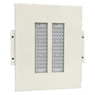 Recessed 100w LED Canopy სინათლის Fixtures