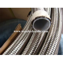Italy robust high pressure braided hose