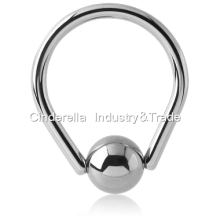 Surgical Steel Ball Closure Tear Drop Ball