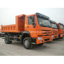 Camion benne Howo 4X2 10 m3