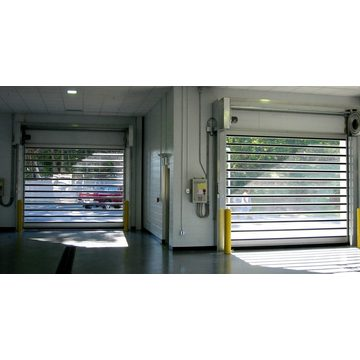 Ultra-High-Speed Security Full Vision Door