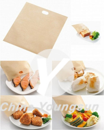 reusable toaster bag