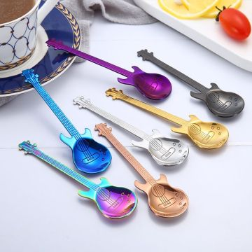 Wholesale  Creative Stainless Coffee  Spoon
