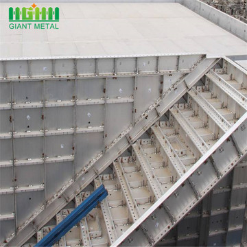 disadvantages aluminum wall formwork