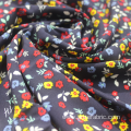 hotsale printed 100%rayon printed poplin fabric for cloting