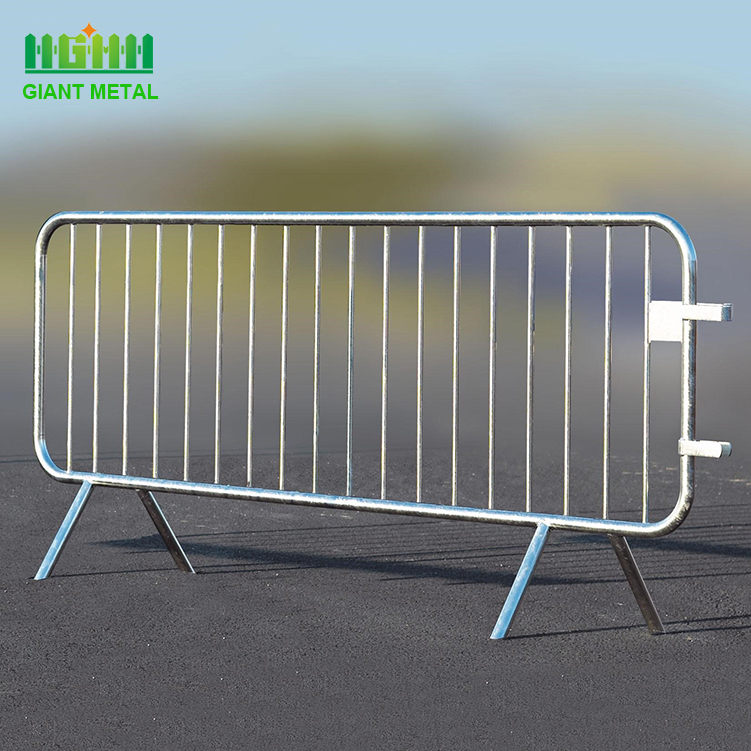 tube feet Traffic Crowd Control Barrier for sale