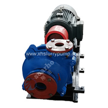SMAHR38-B Rubber Centrifugal Slurry Pump