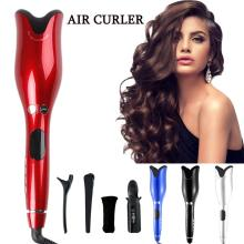 Rose type Automatic Spiral Hair Curler LED Display Wand Curling Iron Styling Tools Crimper Curly Iron Curlers Waver Dropshipping