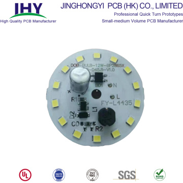 Shenzhen 9W LED PCB Board Aluminum PCB For LED