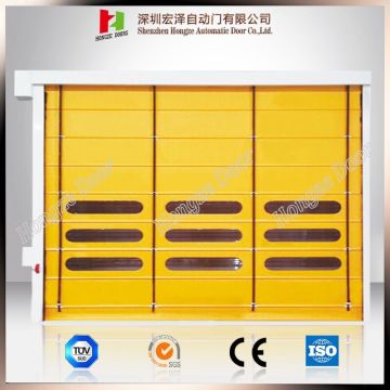Industrial High Speed Rollup Door Stacking Door