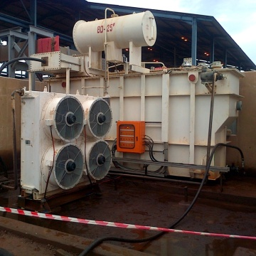 oil immersed rectifier transformer for industry