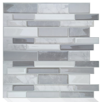Peel and Stick Backsplash Self Adhesive Wall Tiles