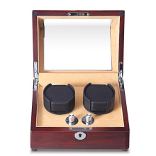 watch winder box with led light