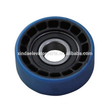 Step wheel 76x22 bearing 6204 for escalator spare part