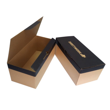 Eco-Friendly Recycled Female Paper Box for High Heel