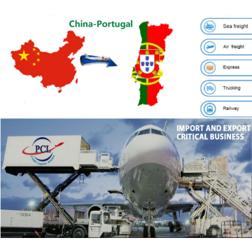 air freight move from CHN to Portugal