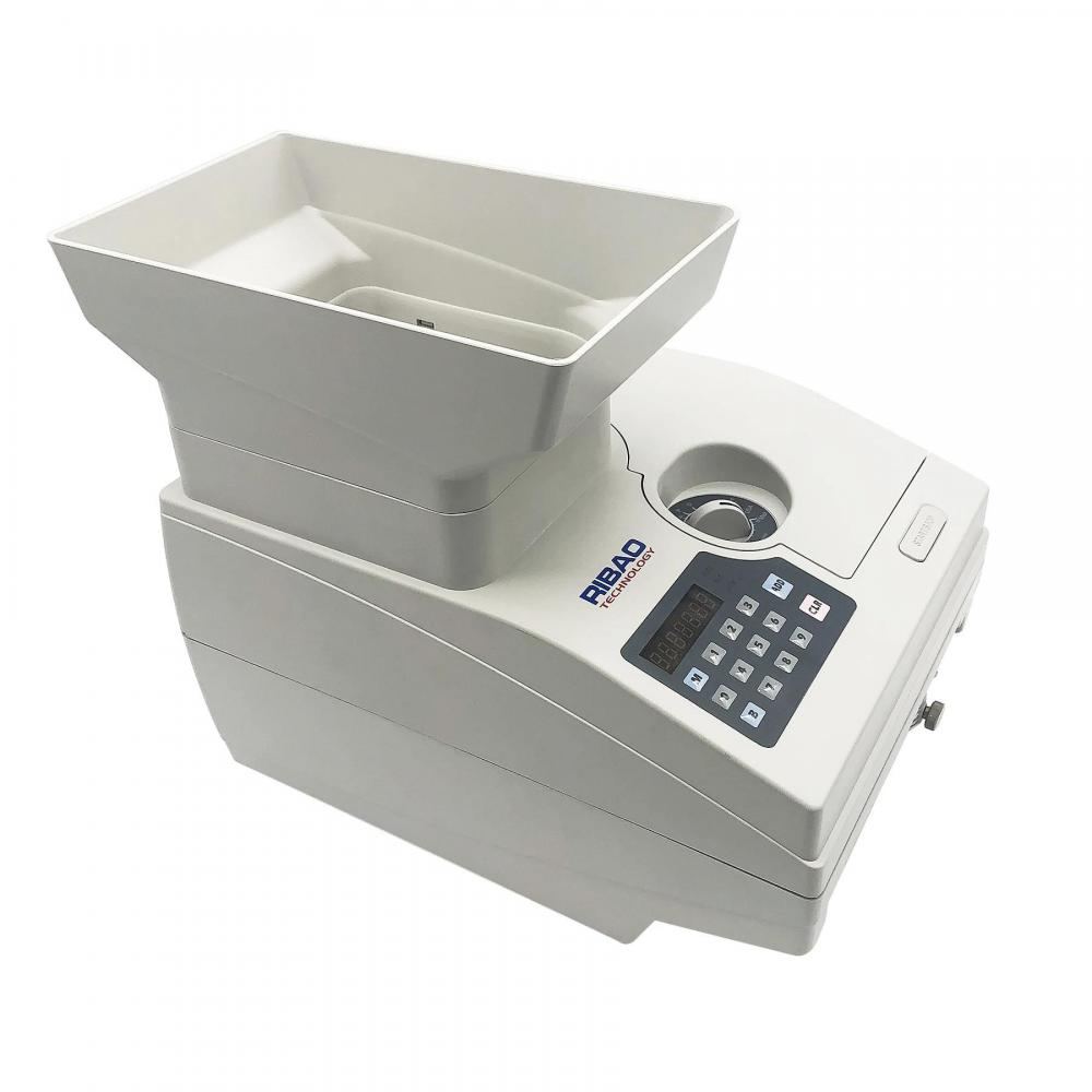 High Speed Coin Counter Low Noise