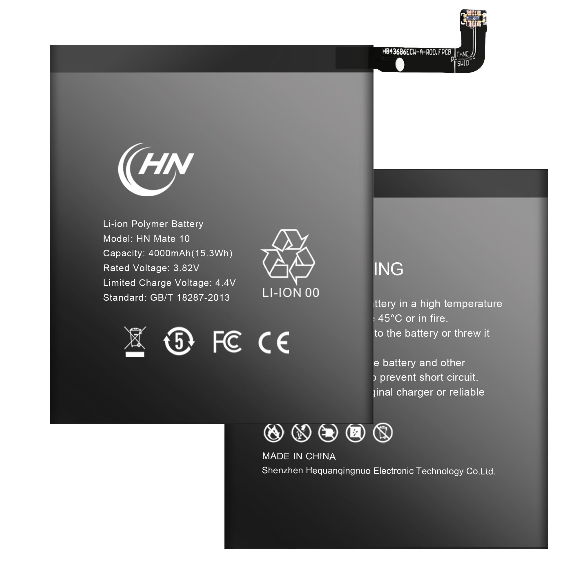 Huawei Mate 10 battery