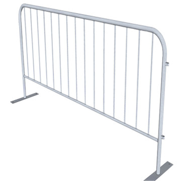 matel crowd control barrier