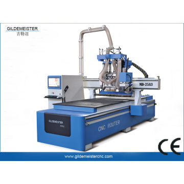 Vertical Panel Saw CNC Router