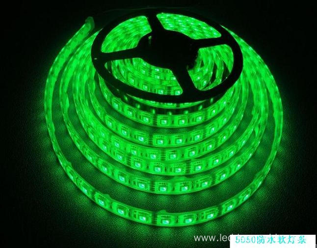 UL Certificate 5 Years Warranty SMD5050 Led Strip Light