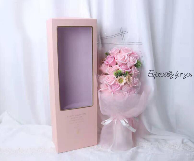 Dried Flower Rose Gift