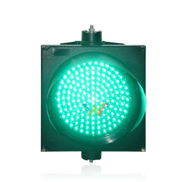 Parking Lot Single Traffic Signal Light  300mm