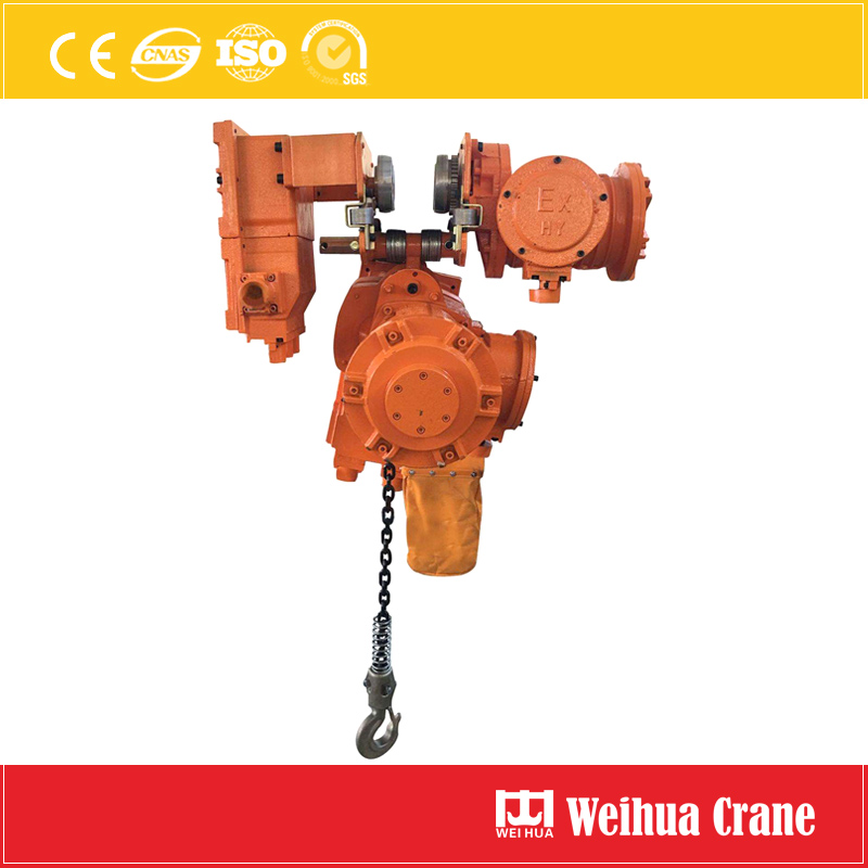Explosion Proof Chain Hoists