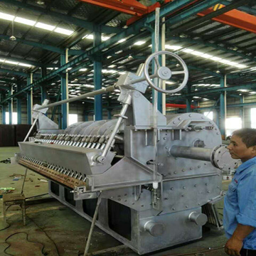 Air Cushion Type Headbox for Paper Making Machine