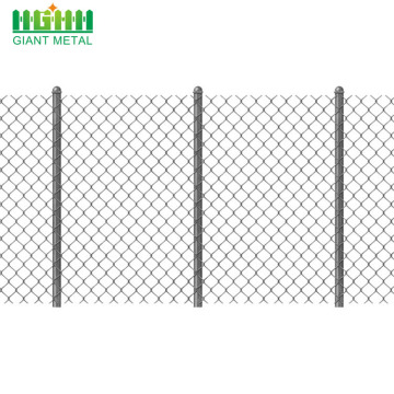 Fields Wholesale Iron Baseball Chain Link Fence