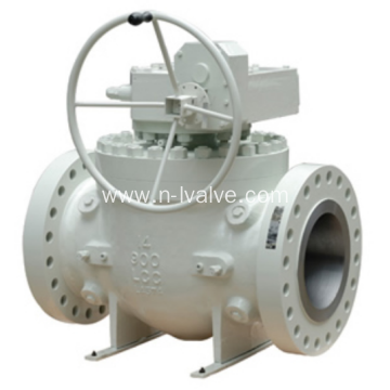 Top Entry Casted  Floating Ball Valve