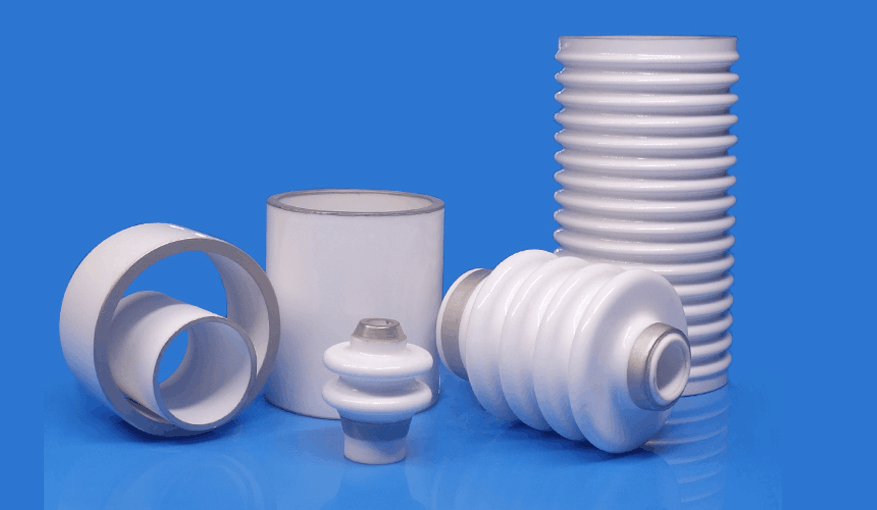 Metallized Ceramic Cylinder