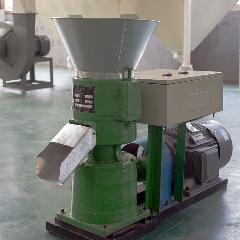 feed processing machinery
