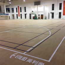 Indoor PVC basketball sports flooring
