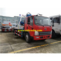 FAW 6ton Flatbed Road Rescue Trucks