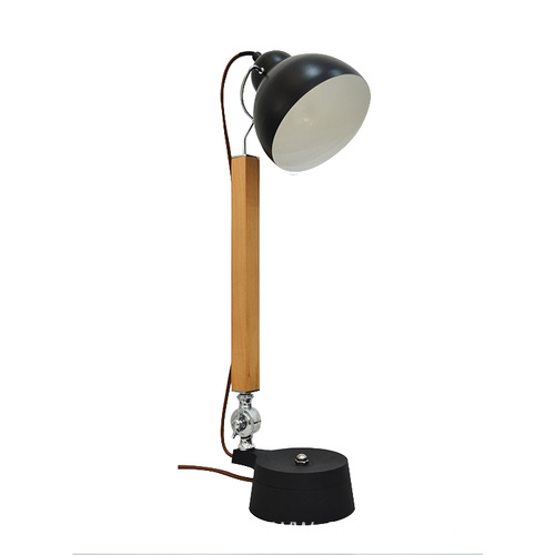 Foldable Reading Swing Arm Office Study Desk Lamp