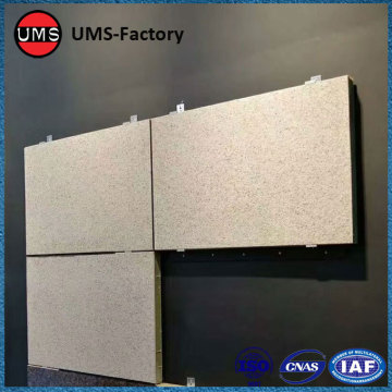 Rock wool external wall insulation board