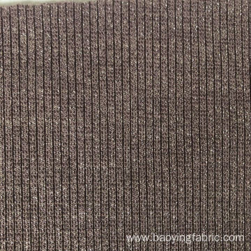 Filigree Knitted Rib Fabric