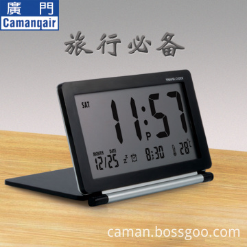 Simple and fashionable Travel Alarm Clock