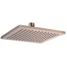 Classic Square Brass Shower Head