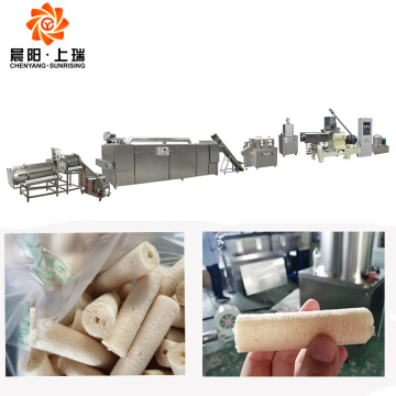 Core filling snacks extruder food machines