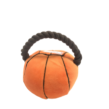 Plush Rope Basketball Toy