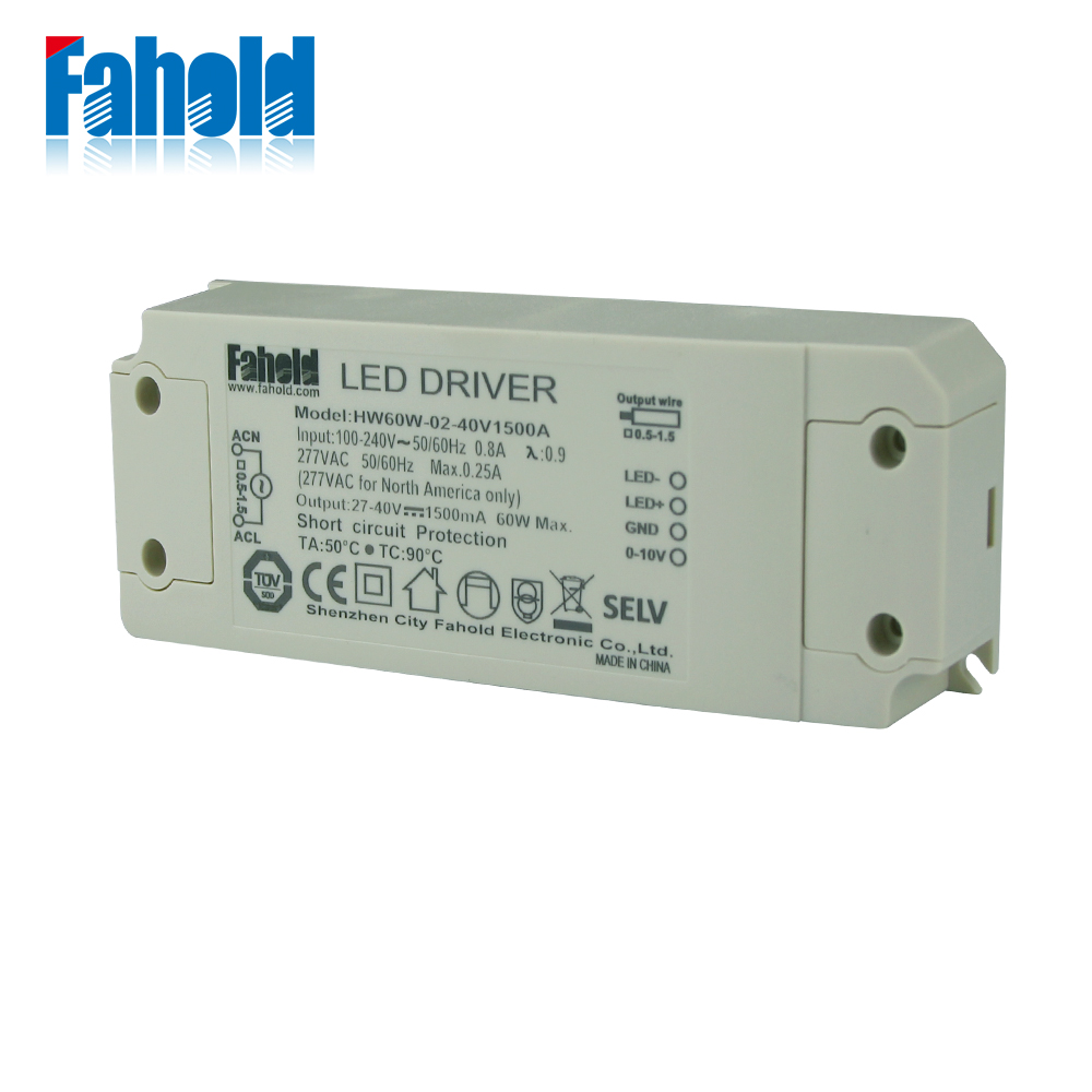 Dimming 1-10V Driver