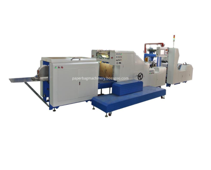 Mted Paper Bag Machine