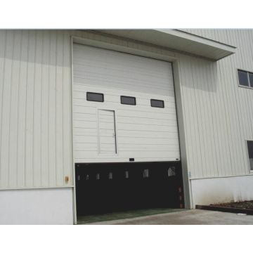 Industrial Automatic Overhead Sectional Doors Garage Door