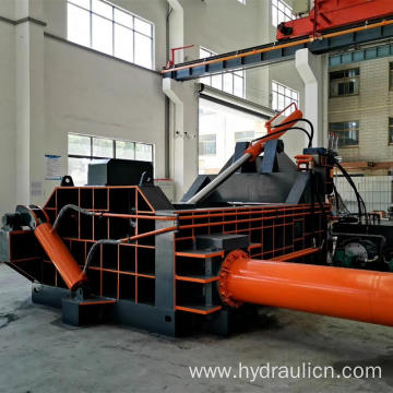 Hydraulic Big Stainless Steel Scrap Metal Baling Press