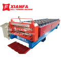 IBR and Corrugated Tile Double Deck Roll Forming Machine