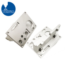 Clear Anodizing Sandblasted Electronic Device Bracket