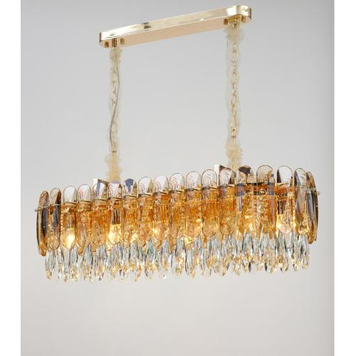 Modern Indoor Customized Decoration Crystal Chandelier