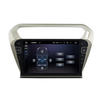 Audio Accessories Car Multimedia System For PEUGEOT PG301
